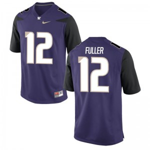 University of Washington Aaron Fuller Purple Limited Men Jerseys