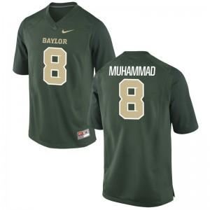 Al-Quadin Muhammad Men High School Jersey Game Green Miami Hurricanes