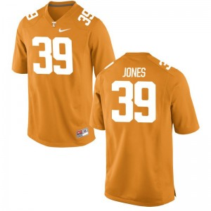 S-XL UT Alex Jones Jerseys NCAA Kids Game Orange Jerseys
