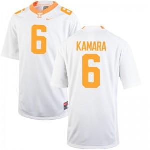 UT Alvin Kamara Jersey S-2XL Game For Women - White