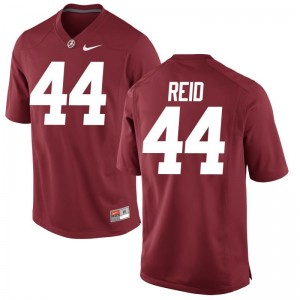 Avery Reid Game Jersey Mens Bama Red Jersey
