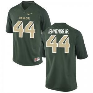 Bradley Jennings Jr. Hurricanes Men Jerseys Green Football Game Jerseys