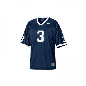PSU Brandon Beachum Game Men Jersey - Navy Blue