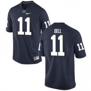 Penn State Brandon Bell Game Mens College Jersey - Navy