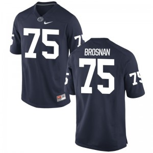 Brendan Brosnan Nittany Lions Jersey Game Navy For Men