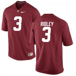 Game Calvin Ridley Alumni Jersey University of Alabama For Men - Red
