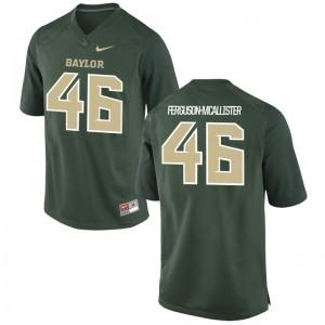 Daniel Ferguson-McAllister University of Miami Jerseys S-3XL Game Men - Green