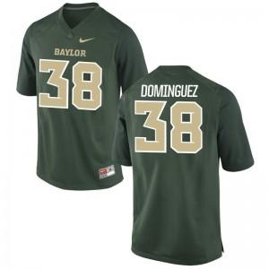 Game Hurricanes Danny Dominguez Men NCAA Jersey - Green
