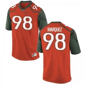 Limited Diego Marquez Jerseys Mens Miami - Orange