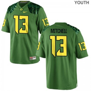 UO For Kids Apple Green Limited Dillon Mitchell Jersey