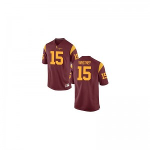 Trojans Isaac Whitney Jersey S-3XL Limited For Men - Cardinal