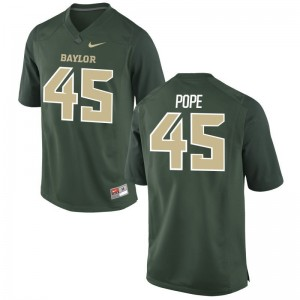 Miami Jack Pope Jerseys S-3XL Game Green For Men