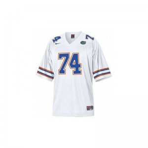 For Kids Limited White Florida Jerseys of Jack Youngblood