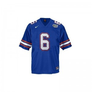 Florida Gators Jeff Driskel Limited Blue Kids Player Jersey