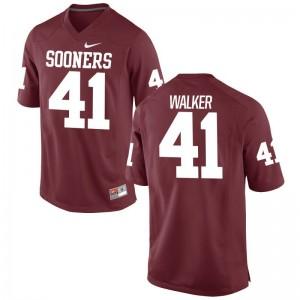 Ladies Jesse Walker Jerseys College Crimson Limited Oklahoma Jerseys