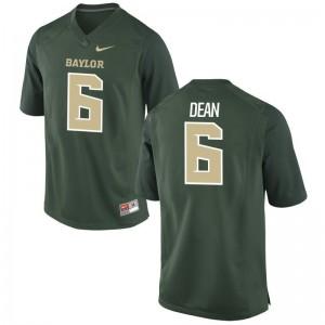Jhavonte Dean College Jersey Men Miami Green Limited