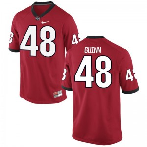 UGA Jersey S-XL Jonah Guinn Youth Limited - Red