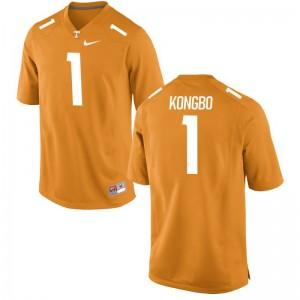 Limited Tennessee Jonathan Kongbo Men Jersey - Orange