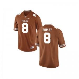 University of Texas Jerseys Jordan Shipley Game Youth Orange