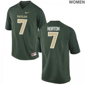 Miami Alumni Jersey of Kendrick Norton For Women Green Game