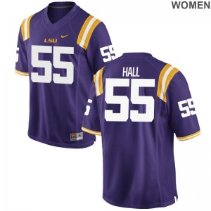 For Women Purple Limited Tigers Jersey Kody Hall