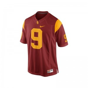 Limited For Men Trojans NCAA Jersey of Marqise Lee - Red