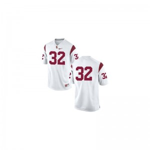 Trojans O.J. Simpson Limited Men College Jerseys - #32 White