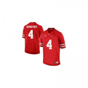 Game Kirk Herbstreit Jersey S-3XL OSU Buckeyes For Men - #4 Red