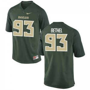 For Men Pat Bethel Jersey High School Green Limited Miami Jersey