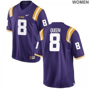 Tigers Purple Women Limited Patrick Queen Alumni Jersey