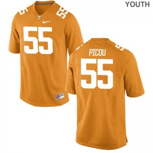 Tennessee Volunteers Quay Picou Alumni Jersey Orange Limited For Kids Jersey