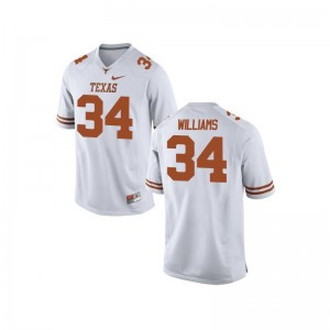 UT White Game Women Ricky Williams Jersey