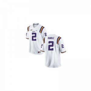 Rueben Randle Youth Jerseys S-XL White Louisiana State Tigers Game