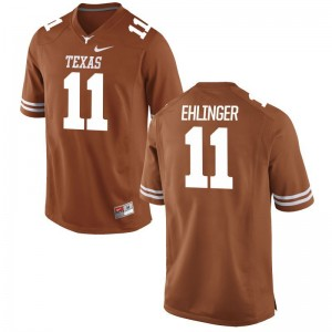 Sam Ehlinger Texas Longhorns High School Jersey Orange Limited Men