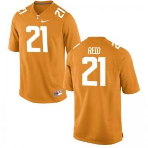Limited Tennessee Volunteers Shanon Reid For Men Jerseys S-3XL - Orange