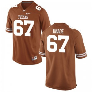 UT Game Orange Youth Tope Imade Jerseys S-XL