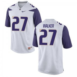 Trevor Walker Washington Jerseys Mens Limited White