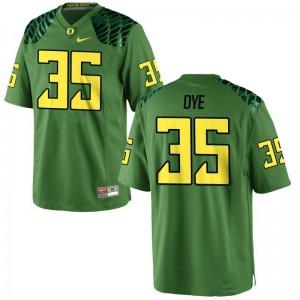 Troy Dye Oregon Jersey Limited Apple Green For Men