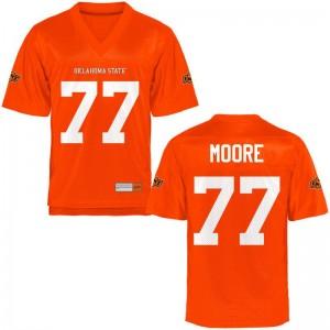 Orange Game For Men OSU Jersey of Tyler Moore