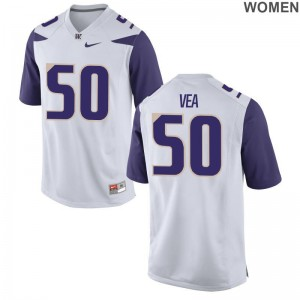 Vita Vea Washington For Women Jerseys White Alumni Limited Jerseys