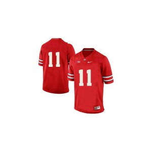 Ohio State Vonn Bell Game Mens Player Jersey - Red