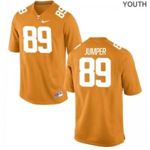 Will Jumper Tennessee Volunteers Jerseys Youth(Kids) Game Orange