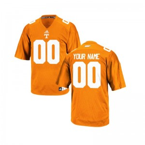 Youth Customized Jersey Tennessee Limited - Orange