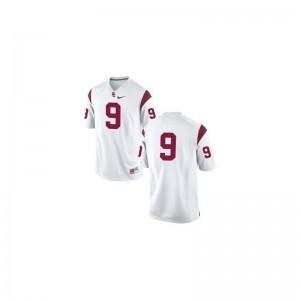 USC Jerseys JuJu Smith-Schuster Limited Youth(Kids) #9 White