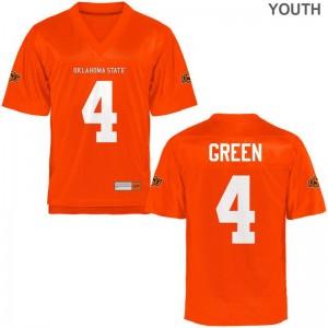 Youth A.J. Green Jersey Alumni Orange Limited OSU Jersey