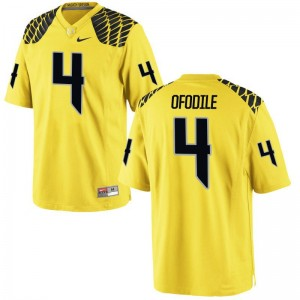 Game Gold Alex Ofodile Jersey S-2XL Women UO