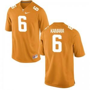 Tennessee Alvin Kamara Jerseys Ladies Orange Game
