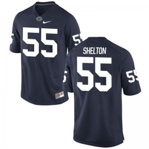 Antonio Shelton Jersey S-3XL For Men PSU Game Navy