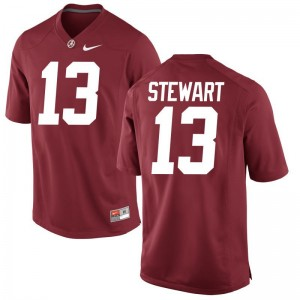 For Men Game Bama Jersey ArDarius Stewart Red Jersey
