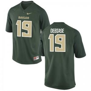 Miami Jerseys of Augie DeBiase Game Men Green